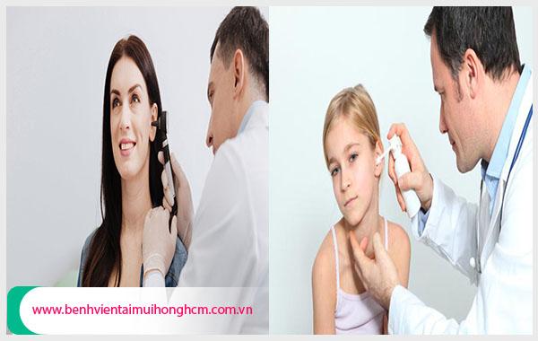 Phòng khám tai mũi họng quận 1