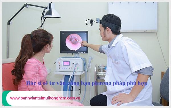 Bạn nên khám bệnh ở phòng khám tai mũi họng uy tín